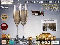 Newsletter restaurant Chez Françoise