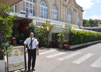 restaurant paris invalides