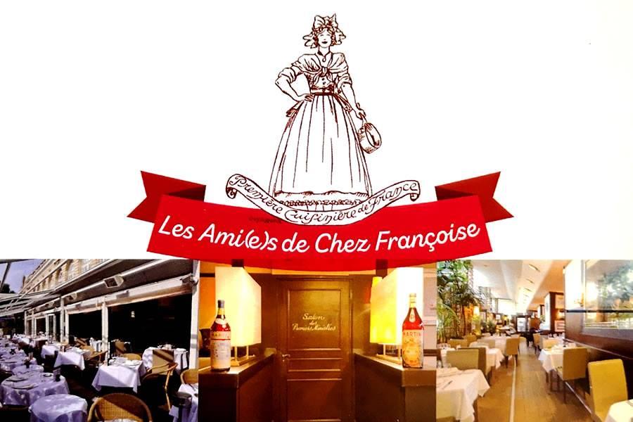 Chez Françoise Paris