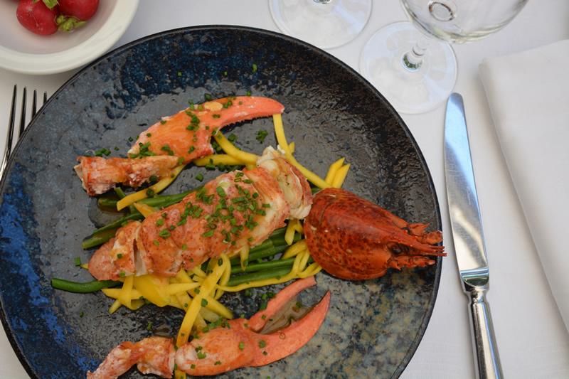 Menus tout compris - Restaurant Chez Françoise, à Paris