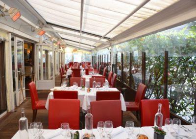 Restaurant Chez Françoise, Paris Aérogare des Invalides
